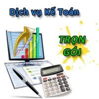 Dịch vụ kế toán trọn gói chuyên nghiệp